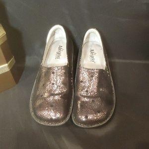 Alegria Shoes Women Debra-Spin Dr Onyx size 40